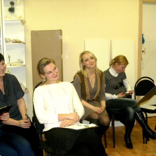 Психолог Юлия Осадчая 4